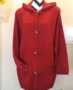 Womens sweater jacket